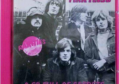cd full of secrets, pink floyd, when the tigers broke free