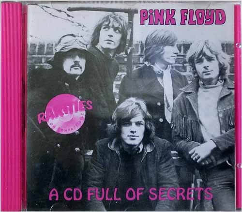 cd full of secrets, pink floyd, when the tigers broke free