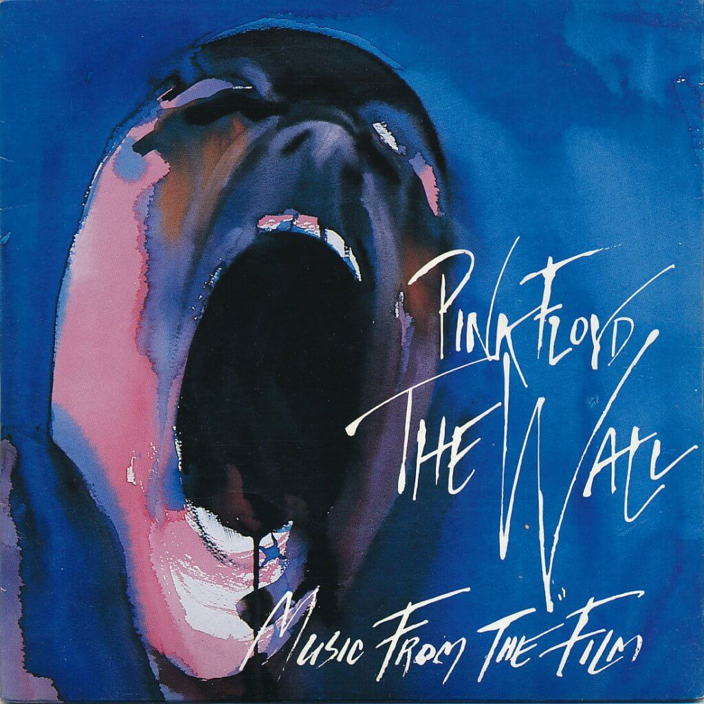 pink floyd, the wall, tigers broke free