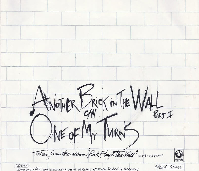 Another Brick In The Wall, Part 2