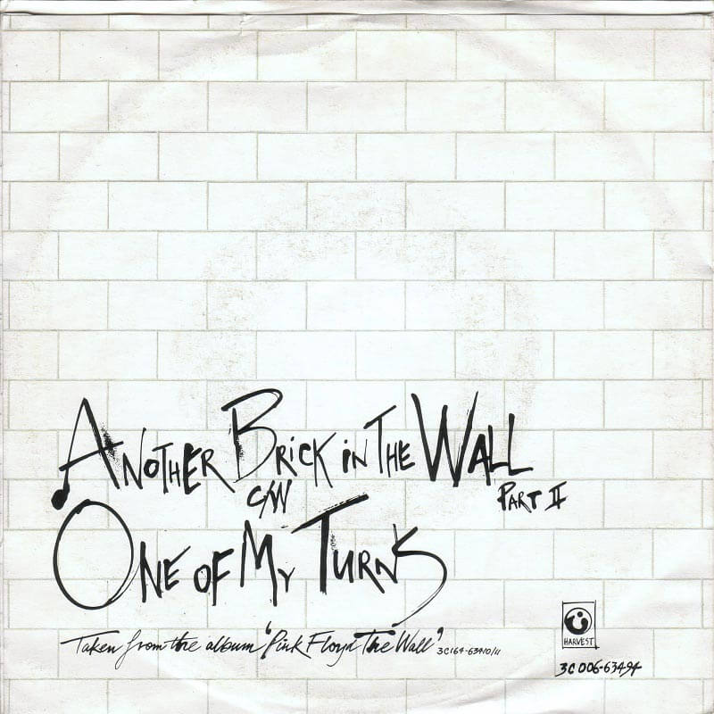 another brick in the wall, pink floyd, the wall, we don't need no education