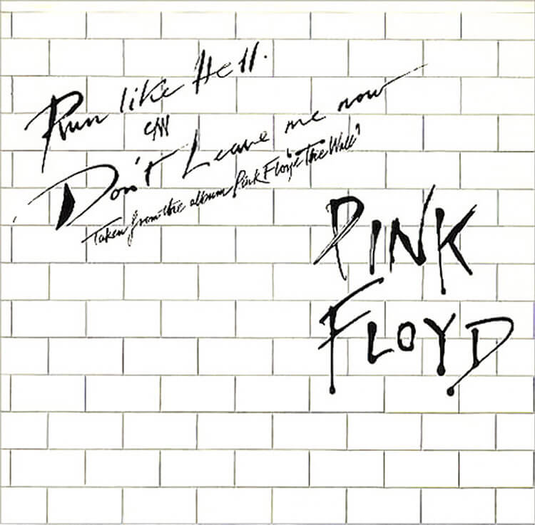 run like hell, pink floyd, the wall, off the wall, is there anybody out there