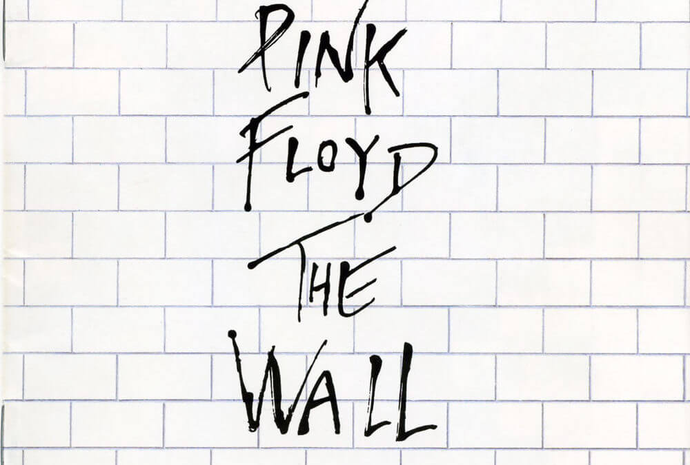 The Wall, cd, book, cover