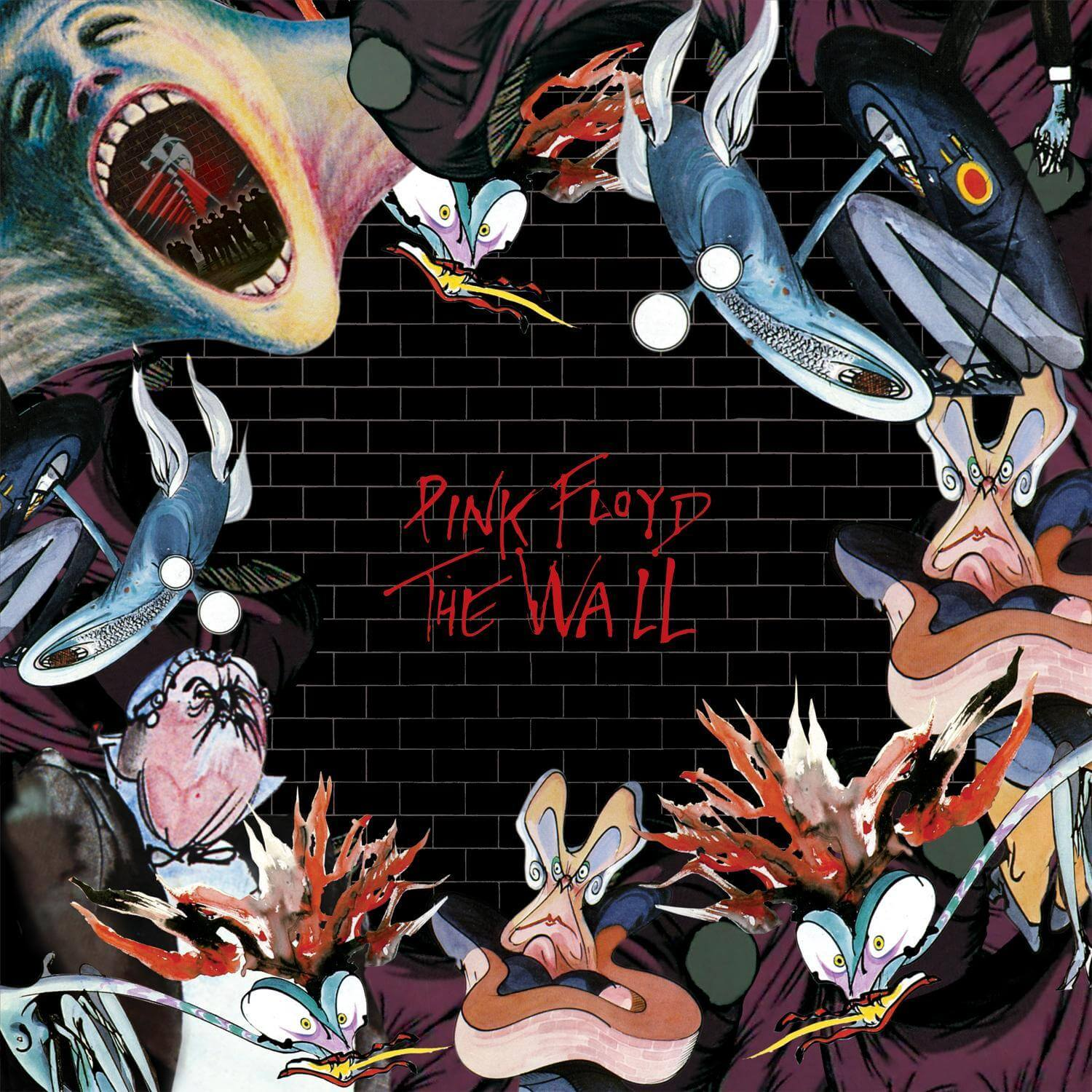 the wall, immersion, box set, is there anybody out there, the wall live, bricks in the wall, roger waters demo