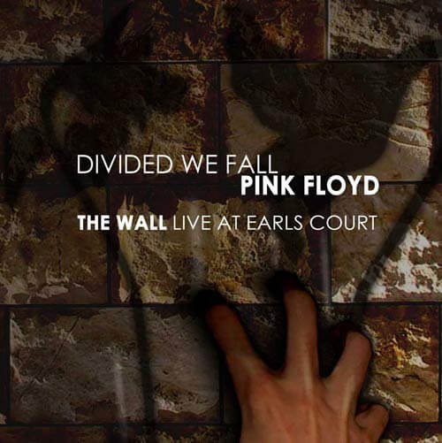 divided we fall, the wall live, harvested, dvd, earls court, london, pink floyd, the wall, roger waters
