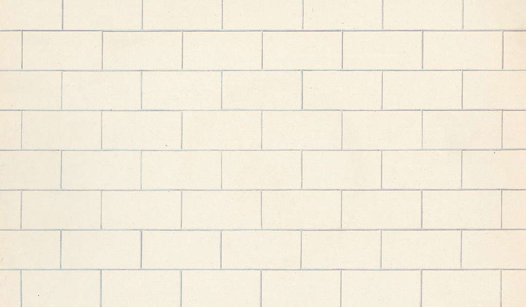 pink floyd, the wall, cover, album, vinyl, lp